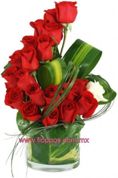 ESCALERA DE ROSAS # 2