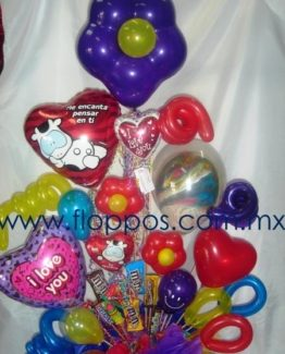 BASE JUMBO 2 METALICOS CON CHOCOLATES