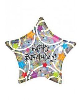 GLOBO GRANDE HAPPY BIRTHDAY
