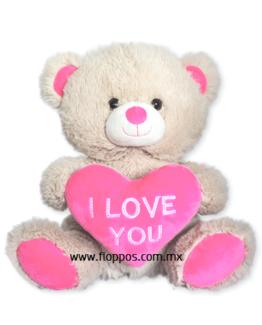 OSO BEIGE I LOVE YOU